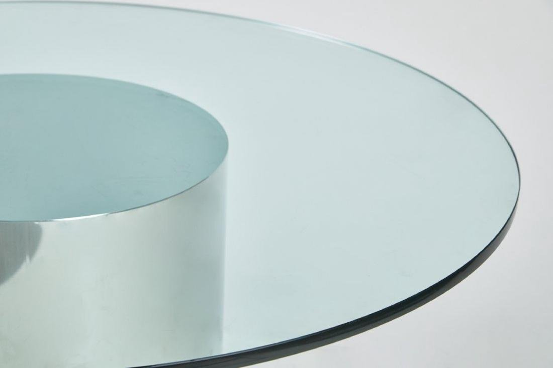 Habitat Chrome Table - 2