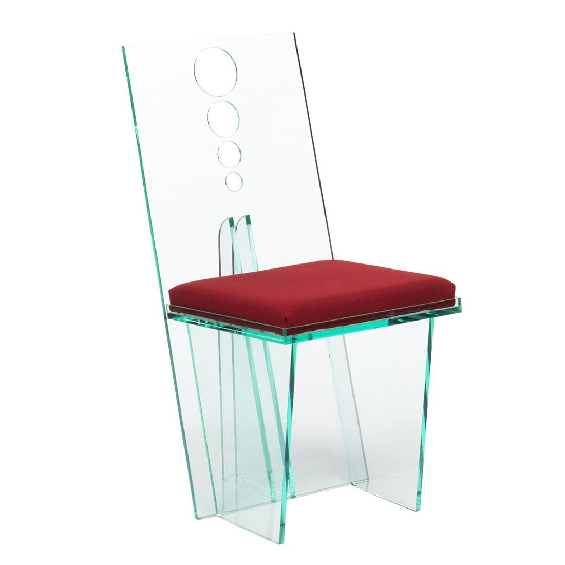 Charles Hollis Jones Wisteria Chair