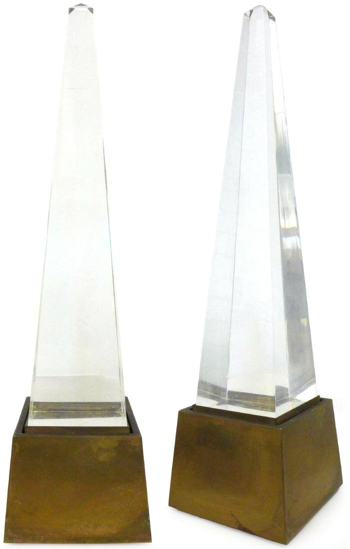 Chapman Obelisk Lamps (2) - 2