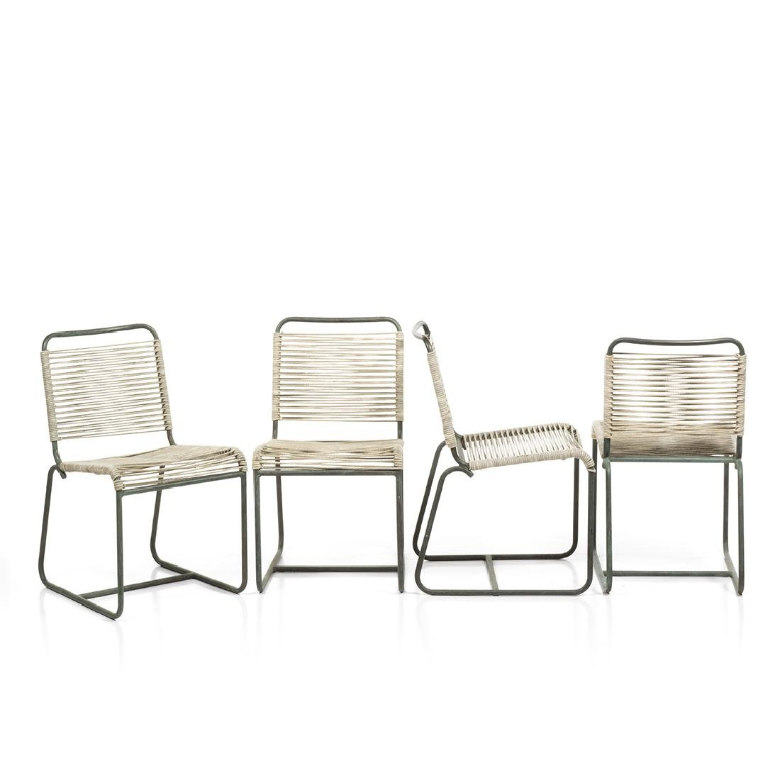 Walter Lamb Dining Chairs (4) - 2