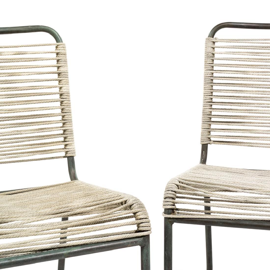 Walter Lamb Dining Chairs (4) - 3