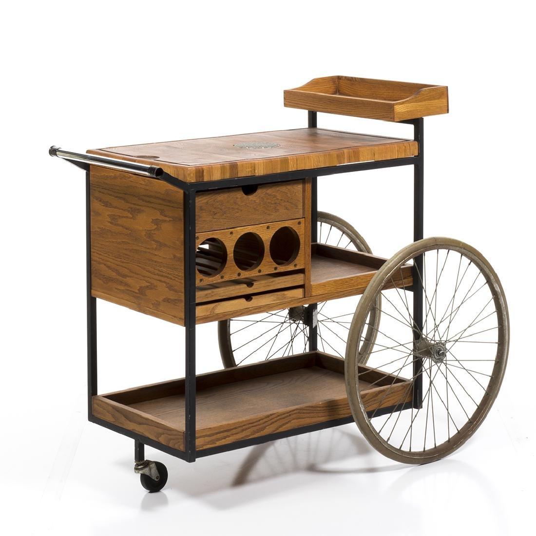 Arthur Umanoff Bar Cart - 3