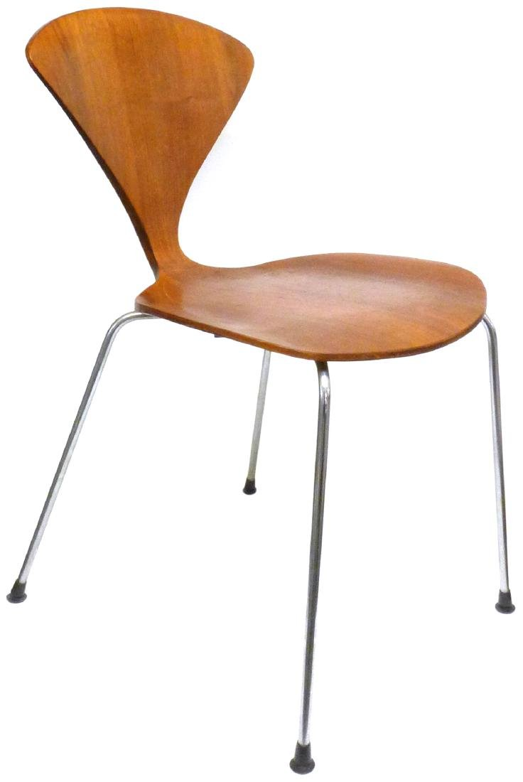 Norman Cherner Chairs (6) - 4