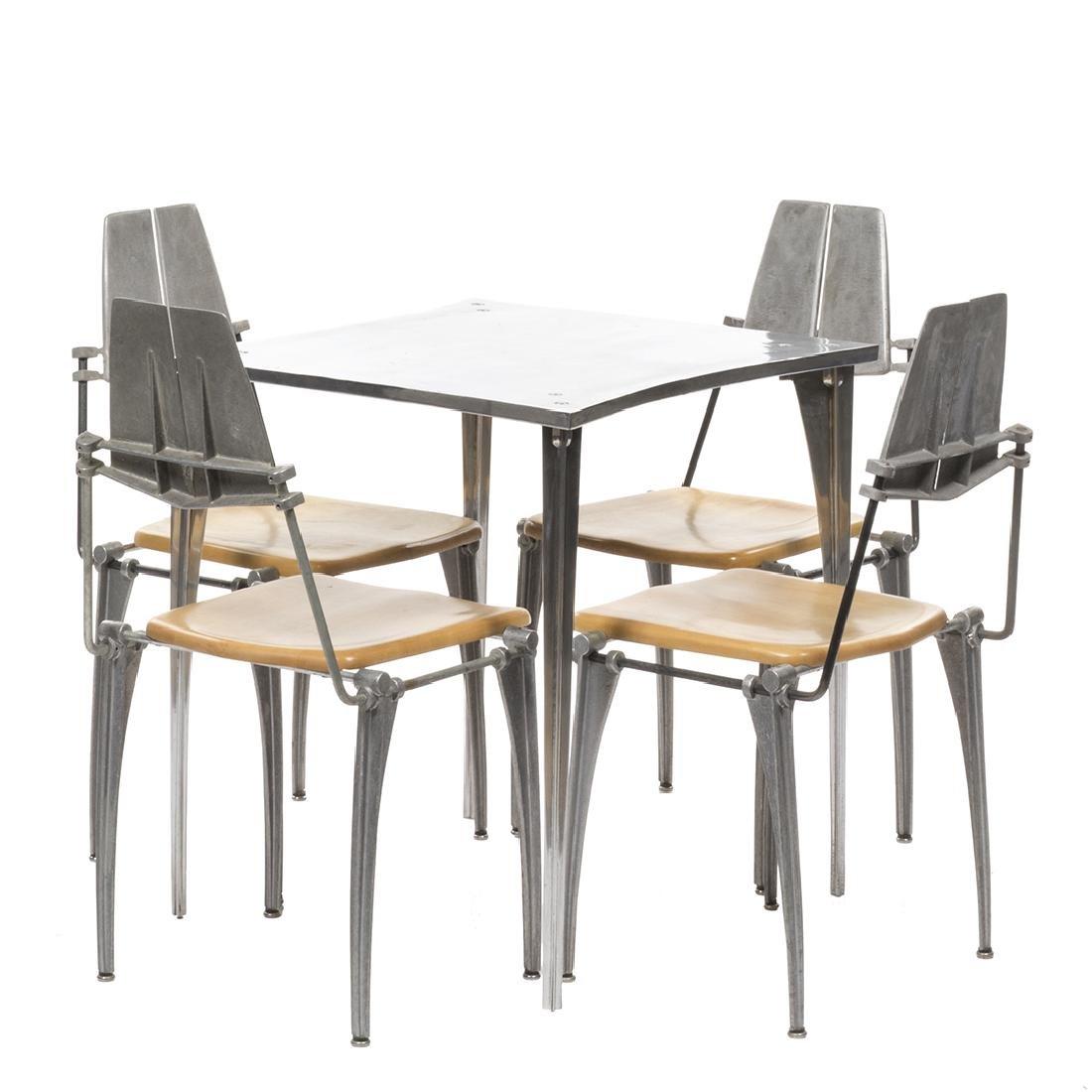 Robert Josten Dining Set (5)
