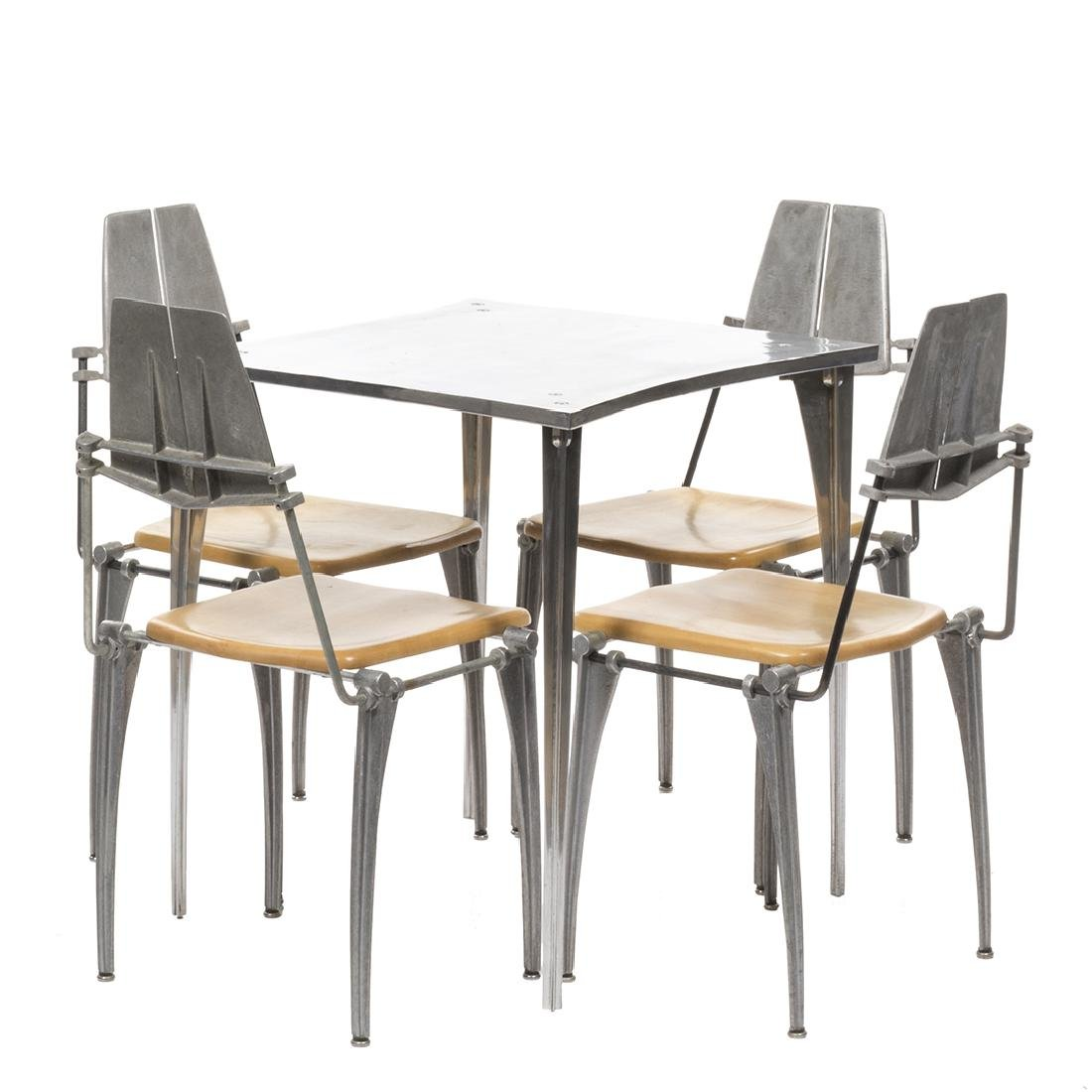 Robert Josten Dining Set (5)