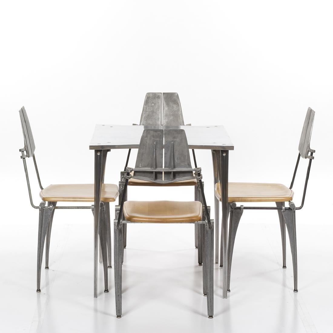 Robert Josten Dining Set (5) - 2