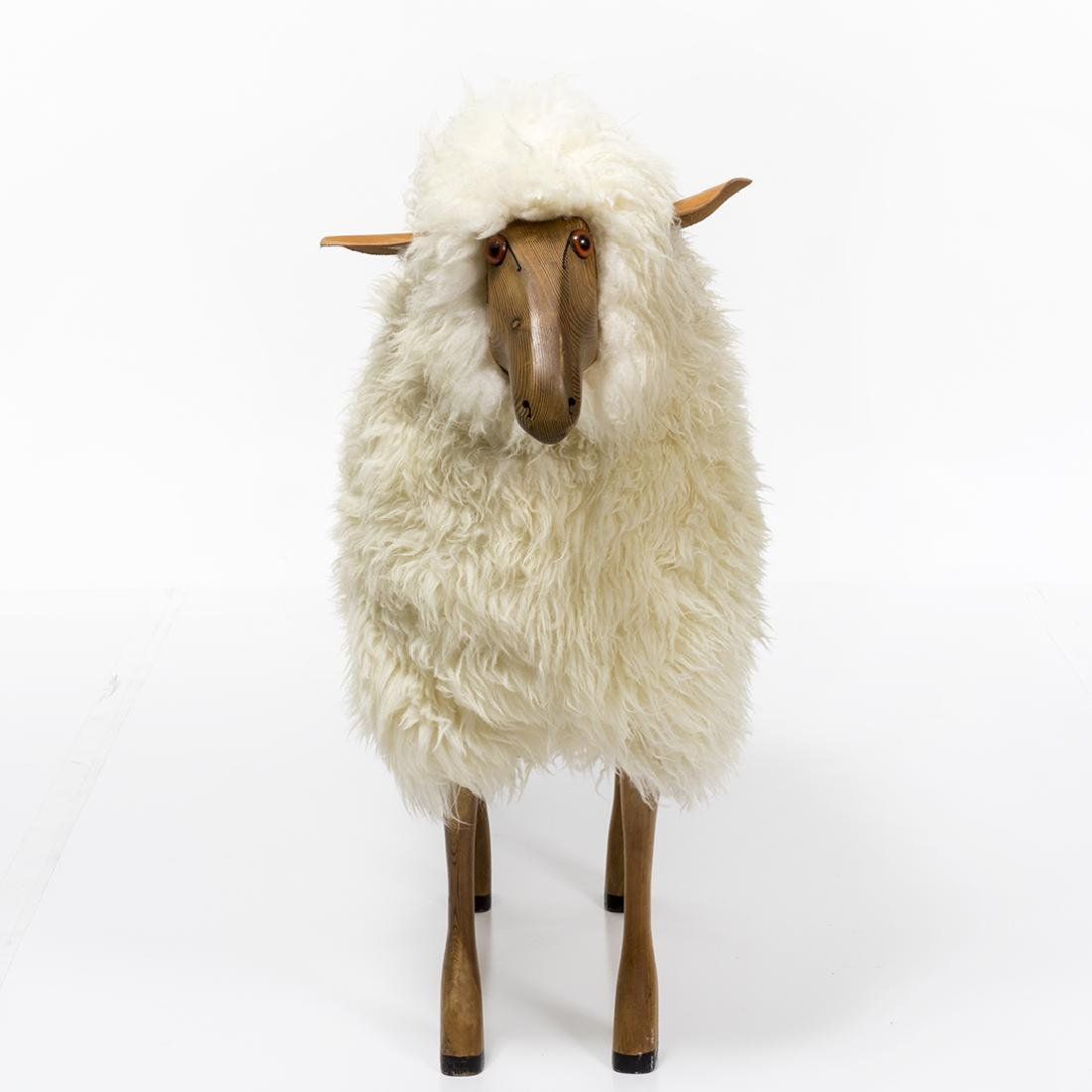 Francois Xavier Lalanne Style Sheep - 2