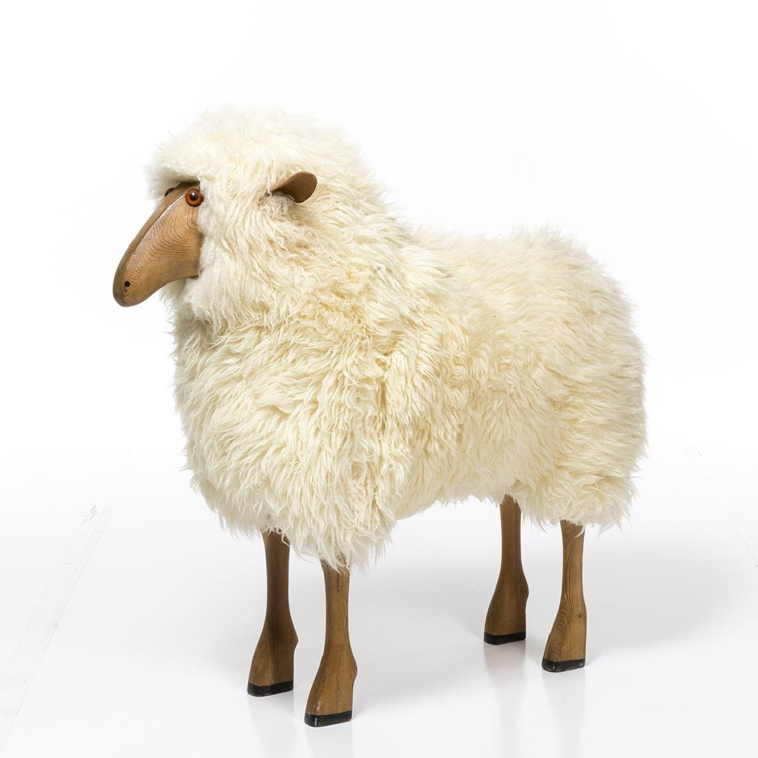 Francois Xavier Lalanne Style Sheep - 3