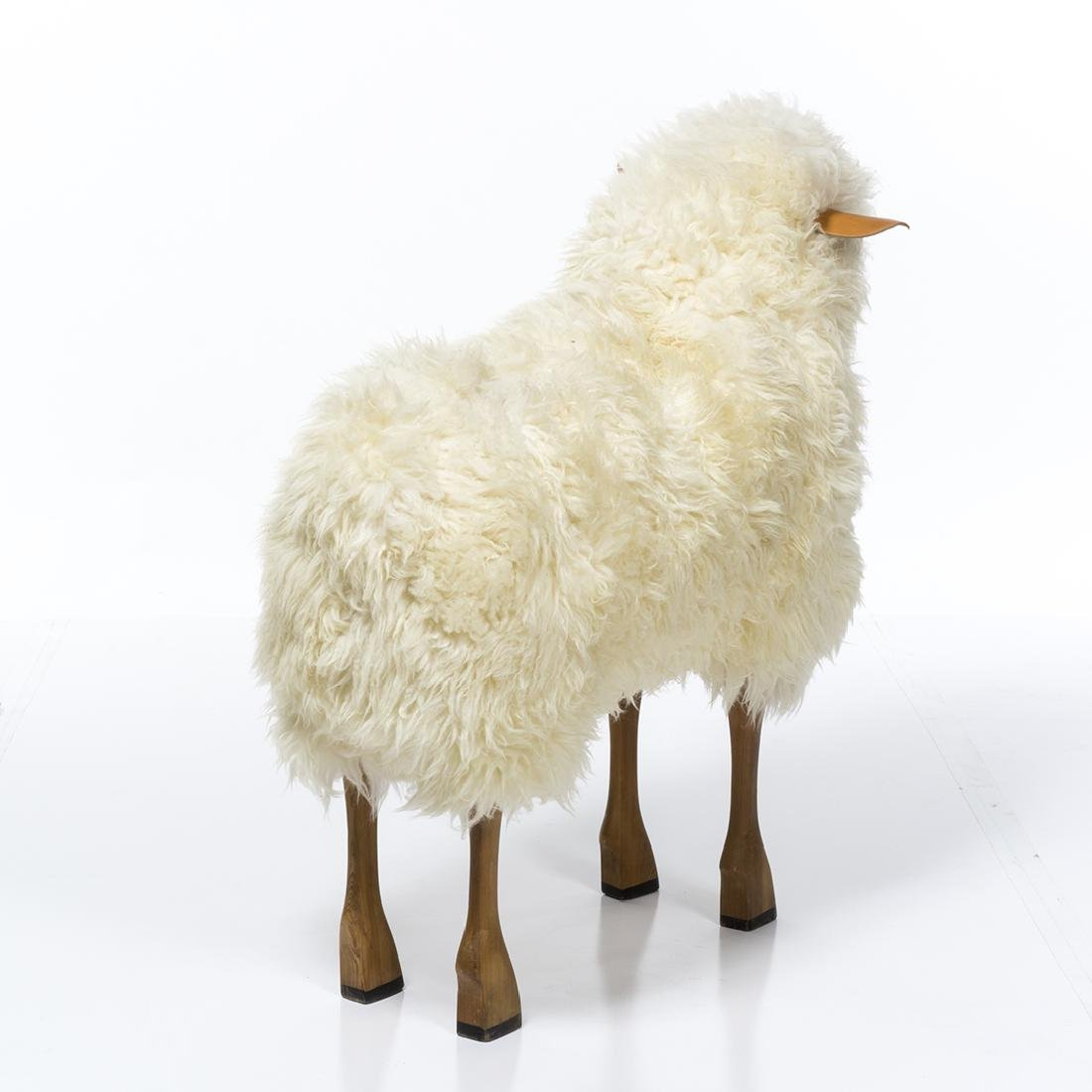 Francois Xavier Lalanne Style Sheep - 4