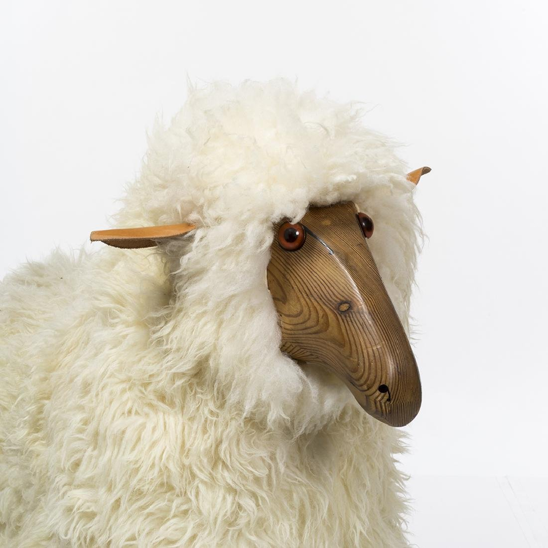 Francois Xavier Lalanne Style Sheep - 5