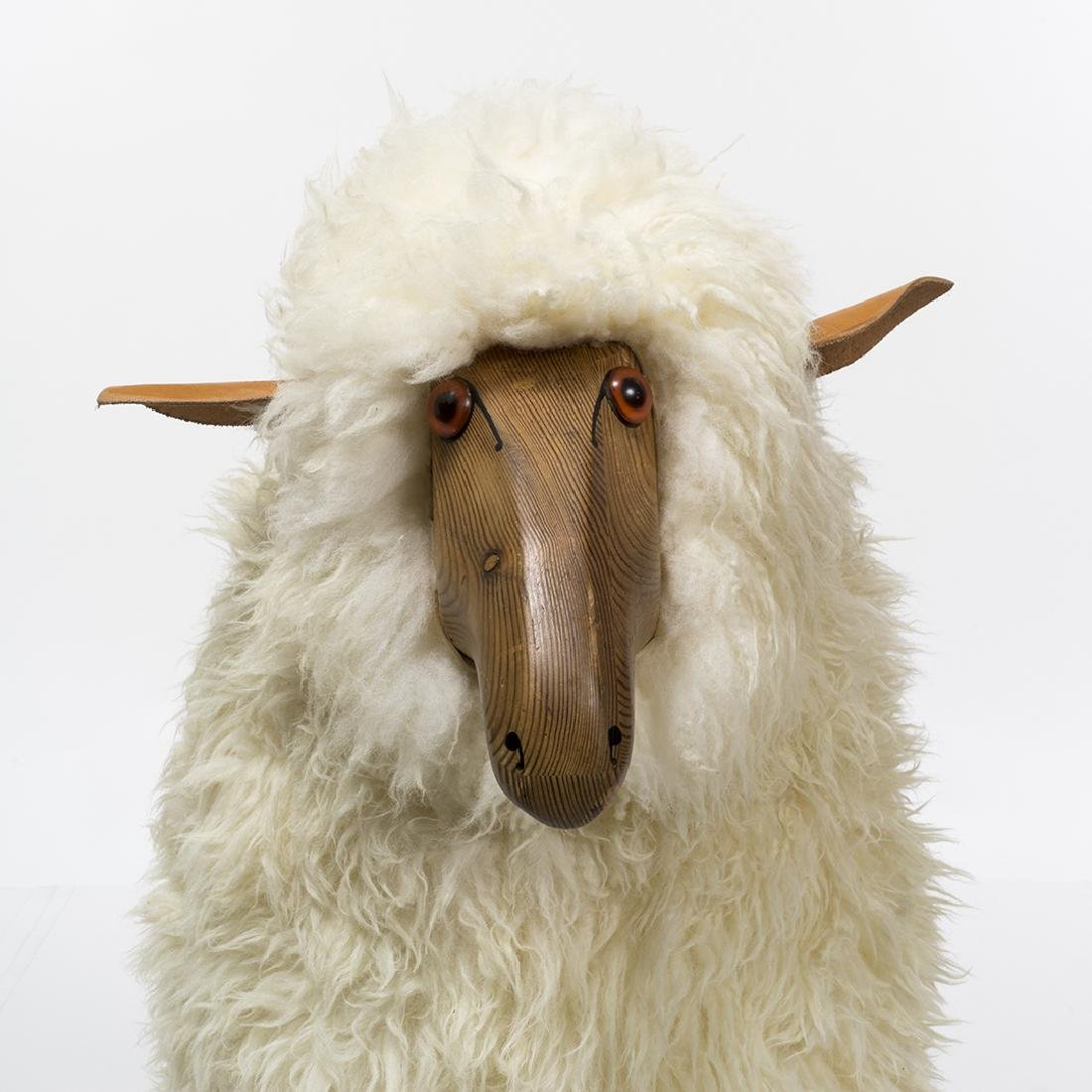 Francois Xavier Lalanne Style Sheep - 6