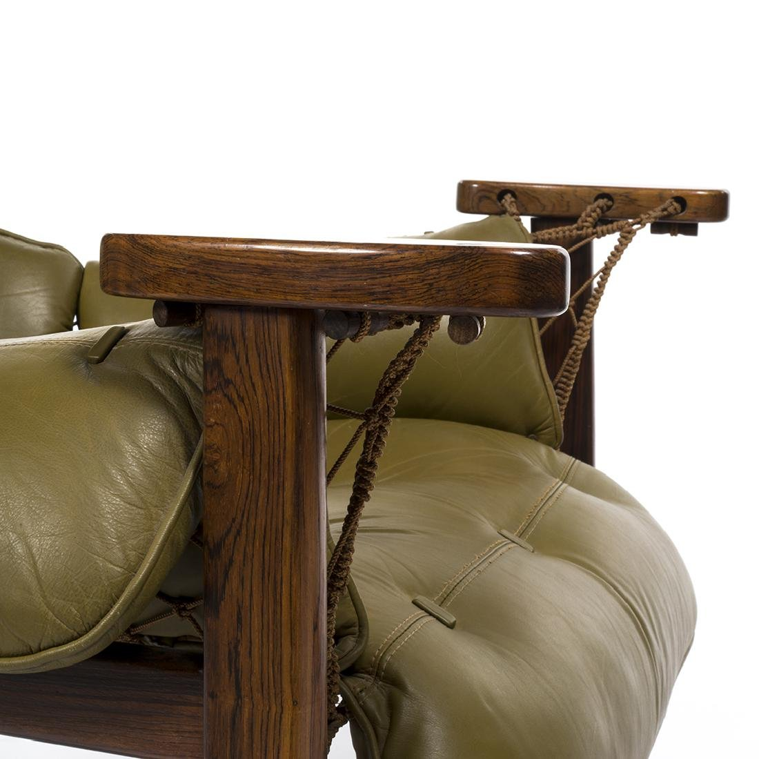 Jean Gillon Lounge Chair and Ottoman (2) - 6