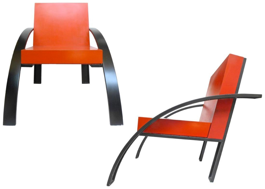 Aldo Rossi Parigi Chairs (2)