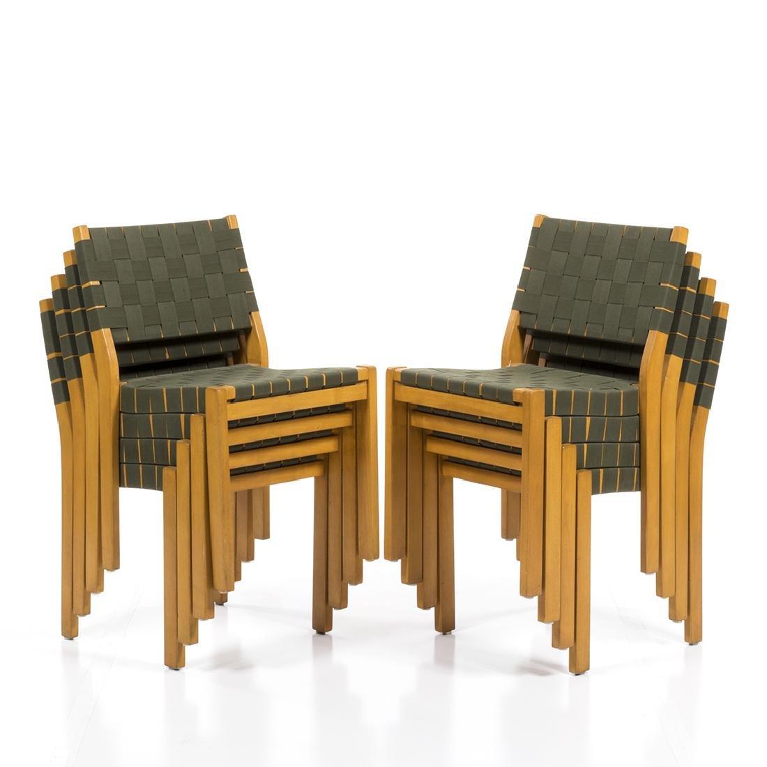 Alvar Aalto Dining Set (9) - 2