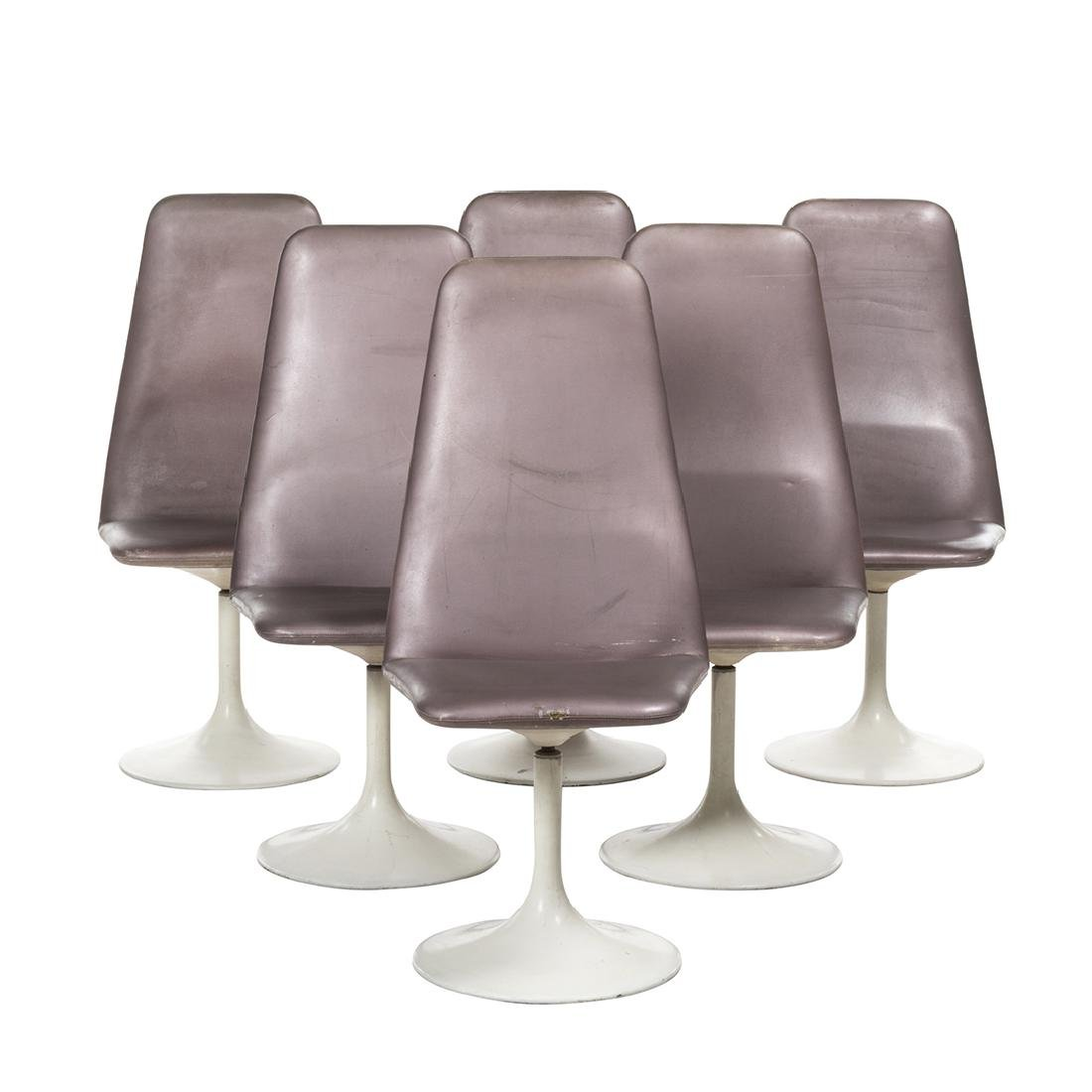 Borje Johansson Dining Chairs (6)