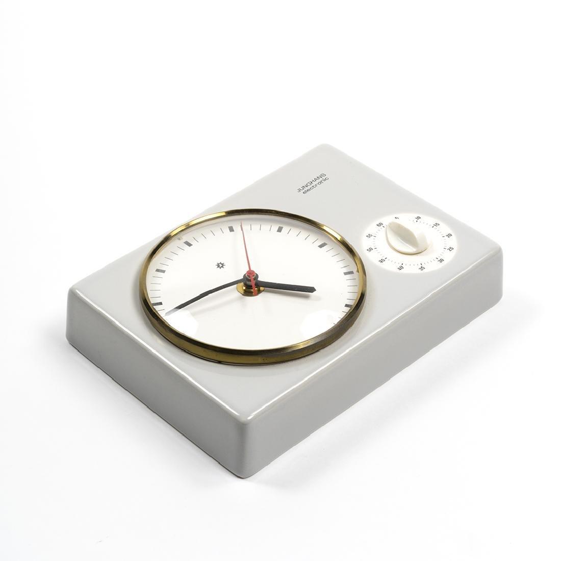 Max Bill Clock - 2