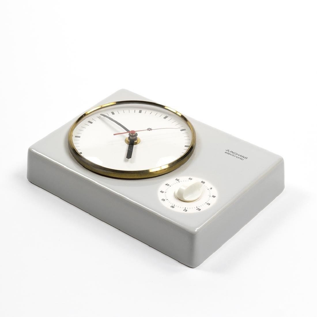 Max Bill Clock - 3