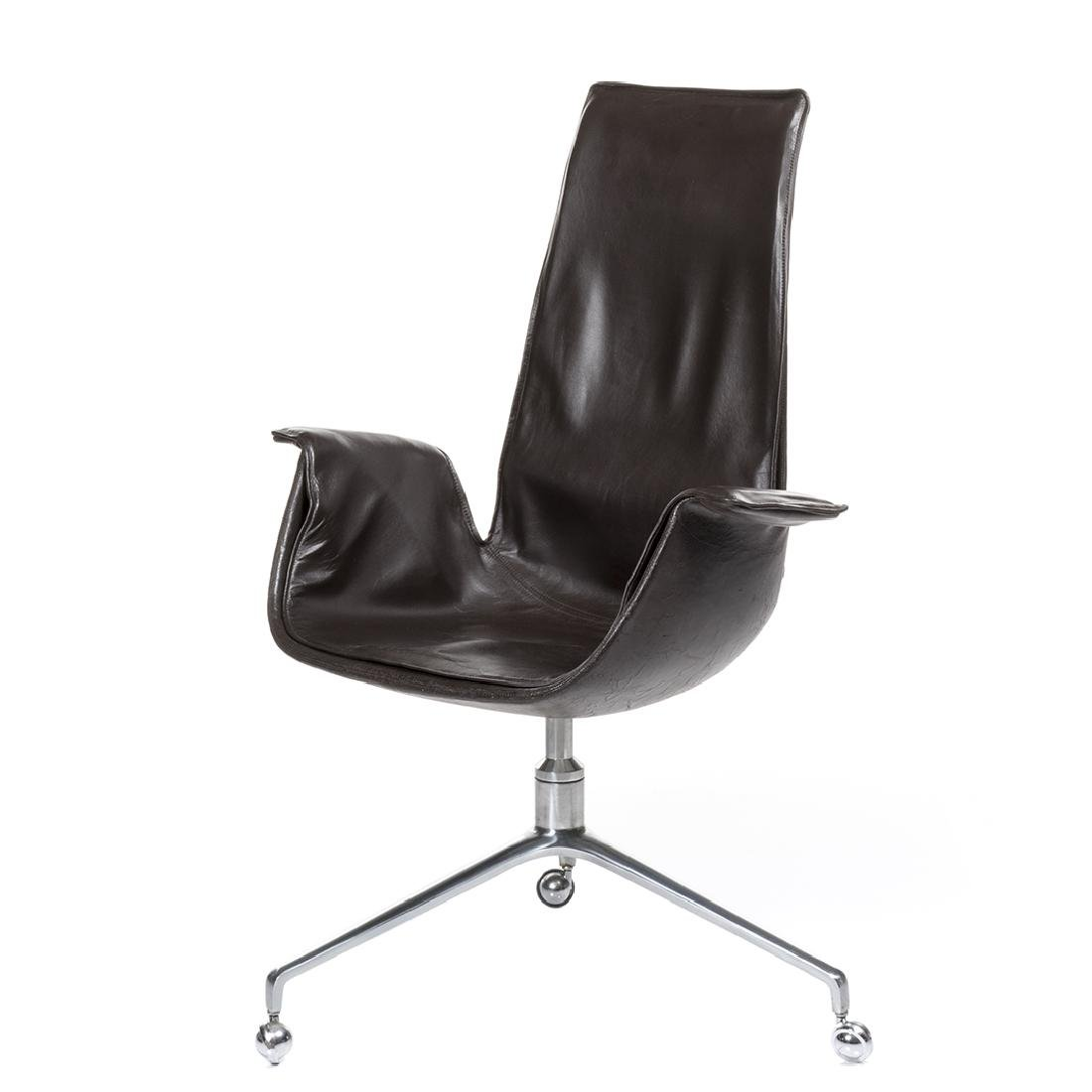 Preben Fabricius Tulip Chair