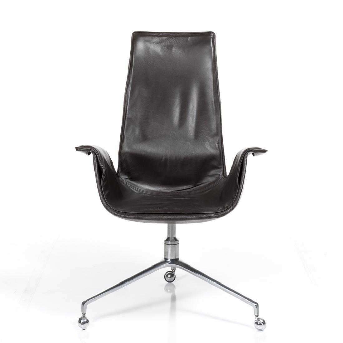 Preben Fabricius Tulip Chair - 2