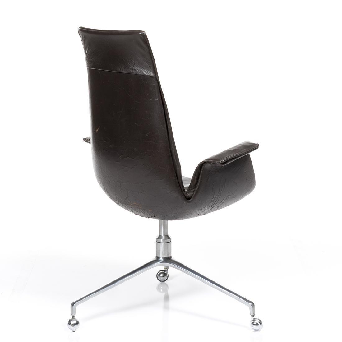 Preben Fabricius Tulip Chair - 3