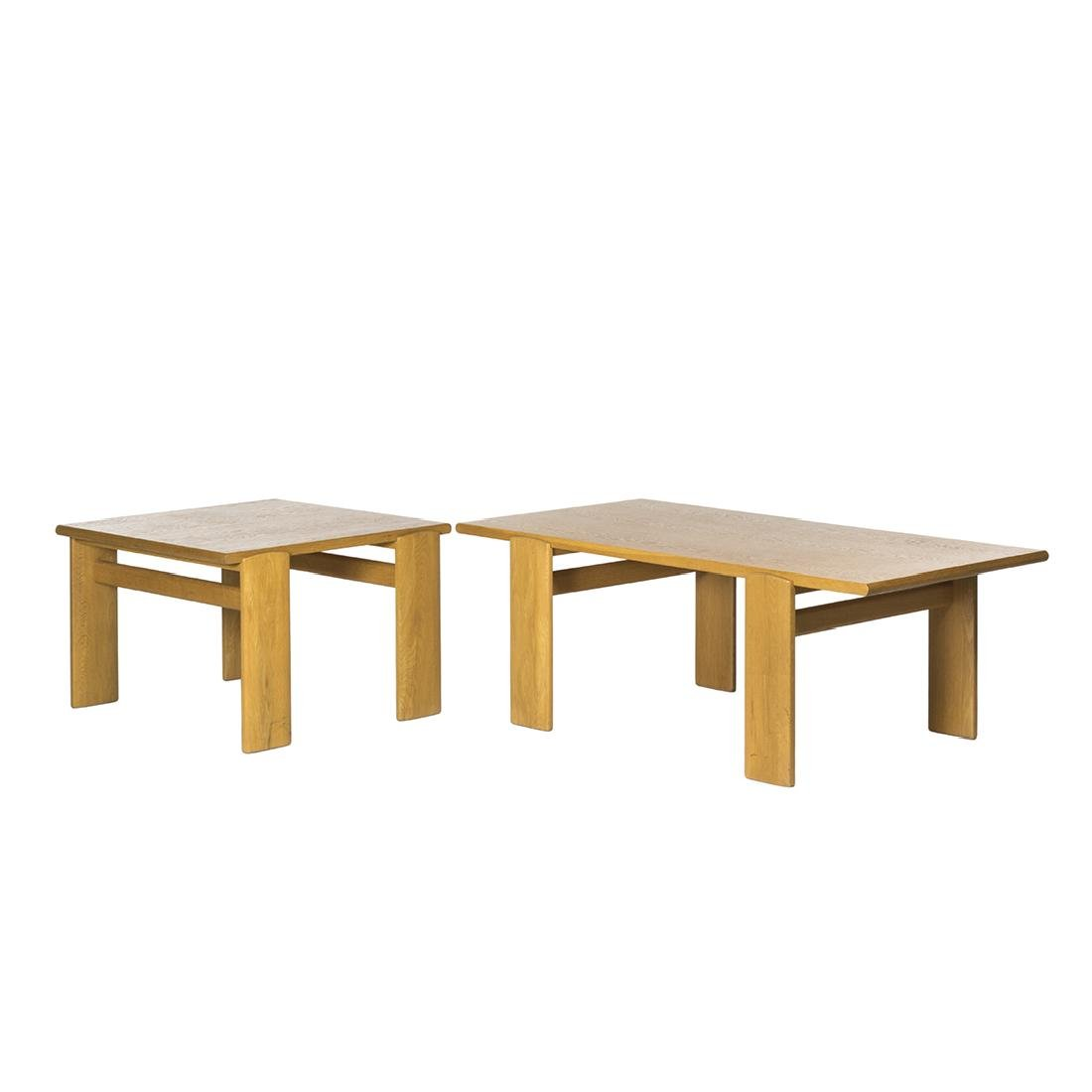 Norwegian Coffee Table and End table (2)