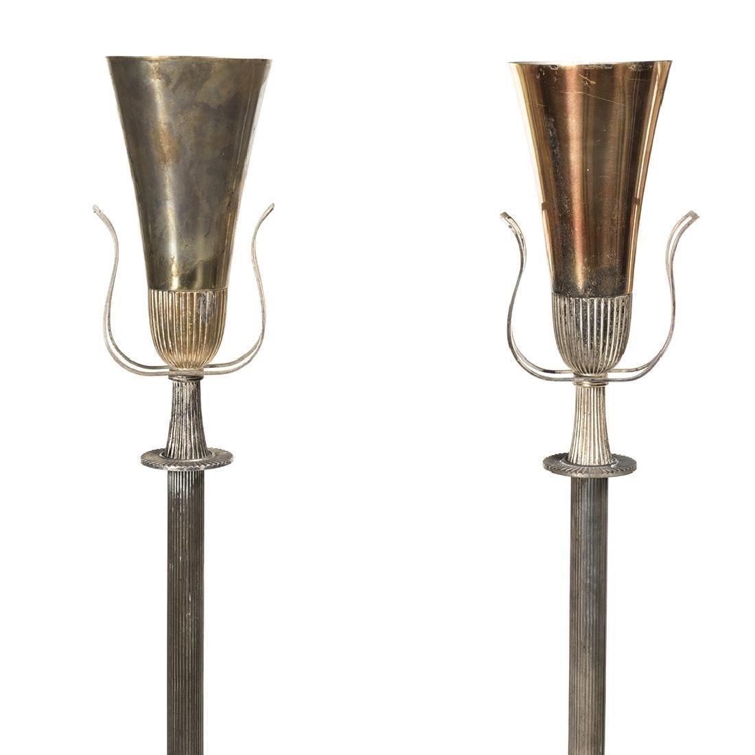 Tommi Parzinger Floor Lamps (2) - 2