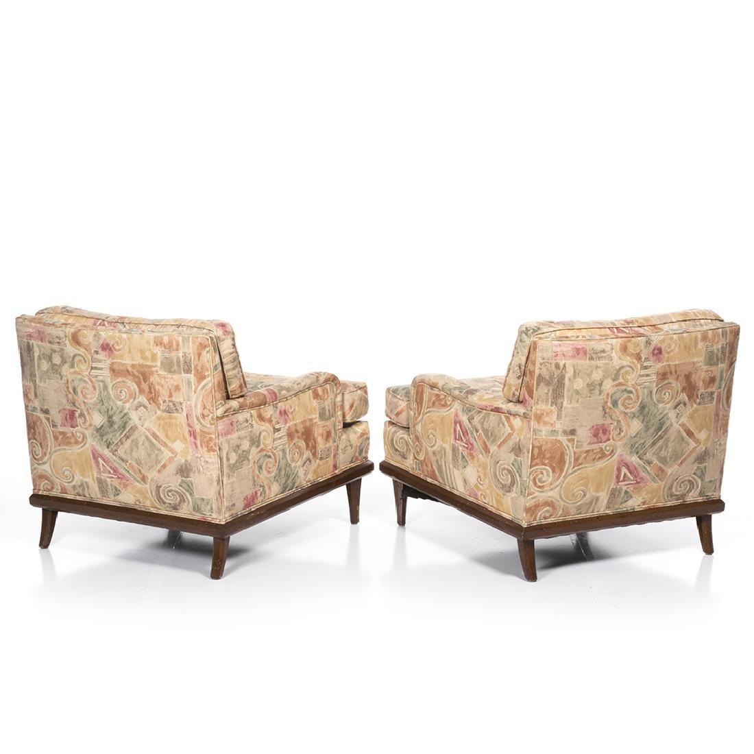 Mid-Century Modern Club chairs - 2