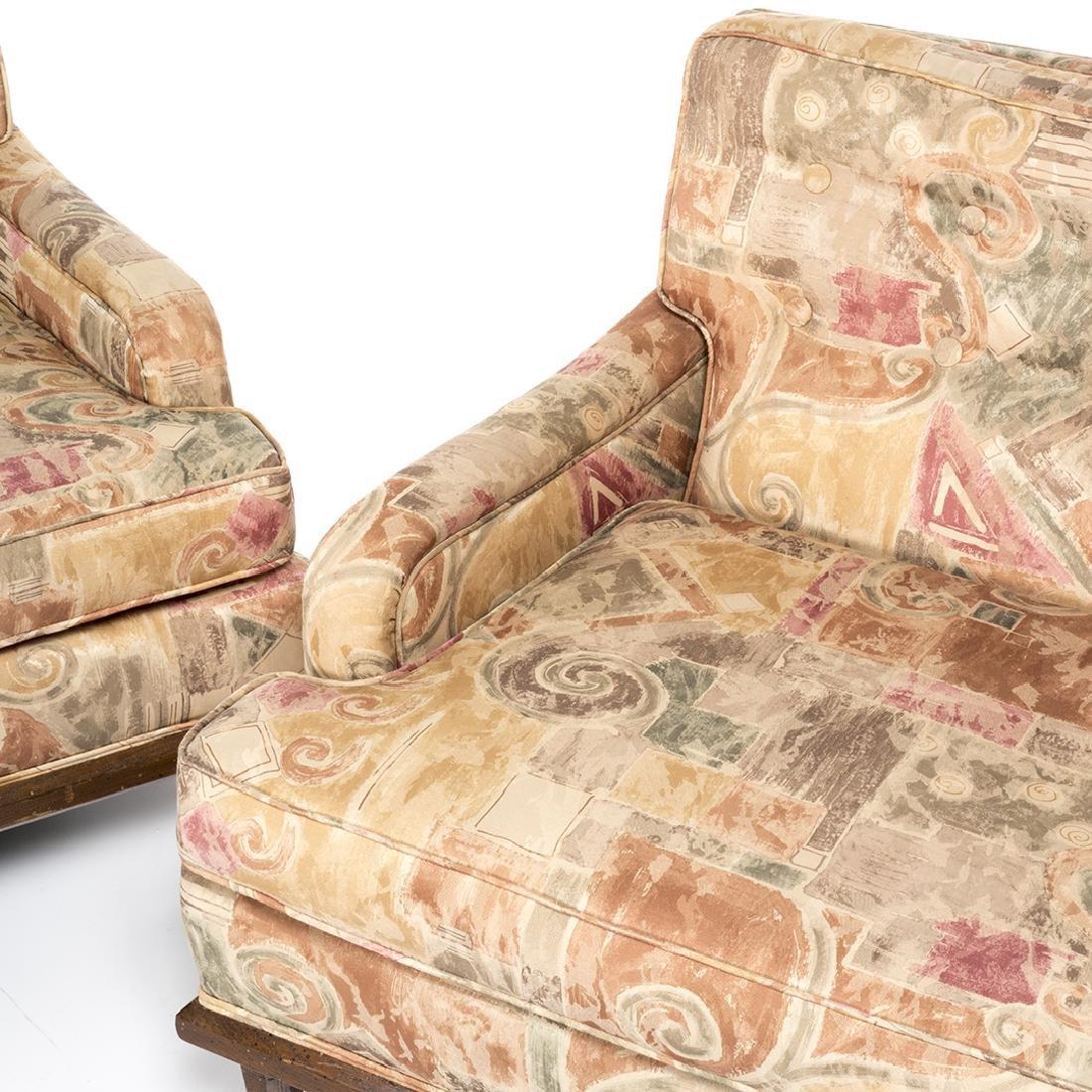 Mid-Century Modern Club chairs - 3