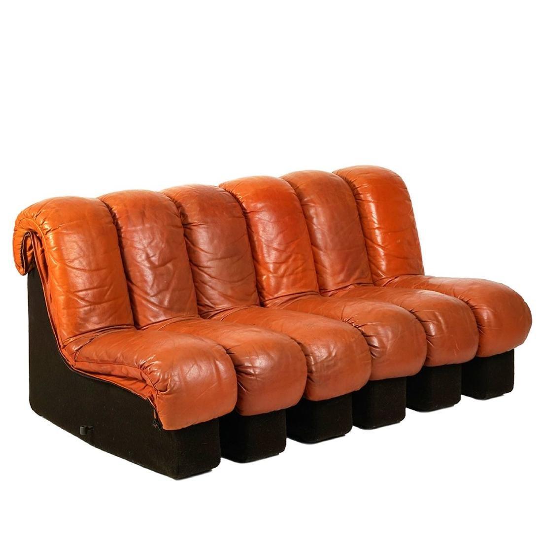 De Sede Non-stop Fragment Sofa