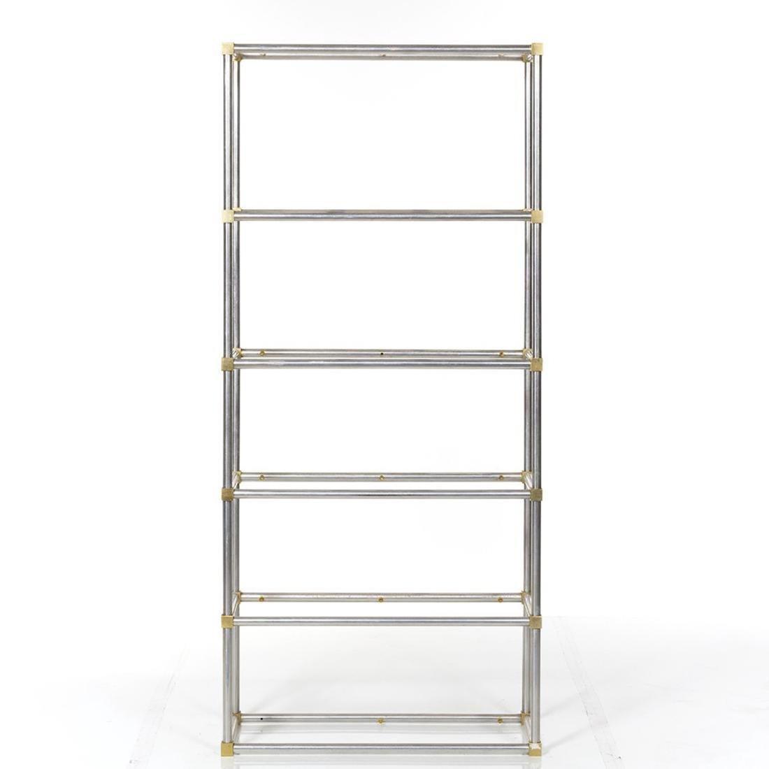 Aluminum Etagere - 2