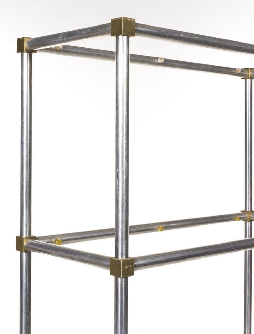 Aluminum Etagere - 3