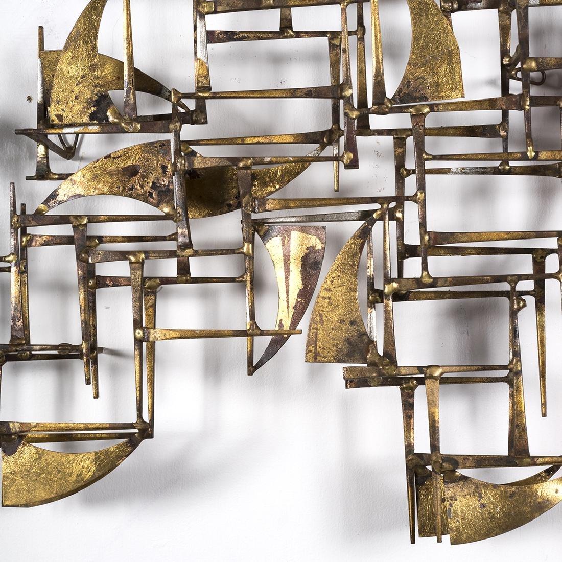 William Bowie Brutalist Sculpture - 2