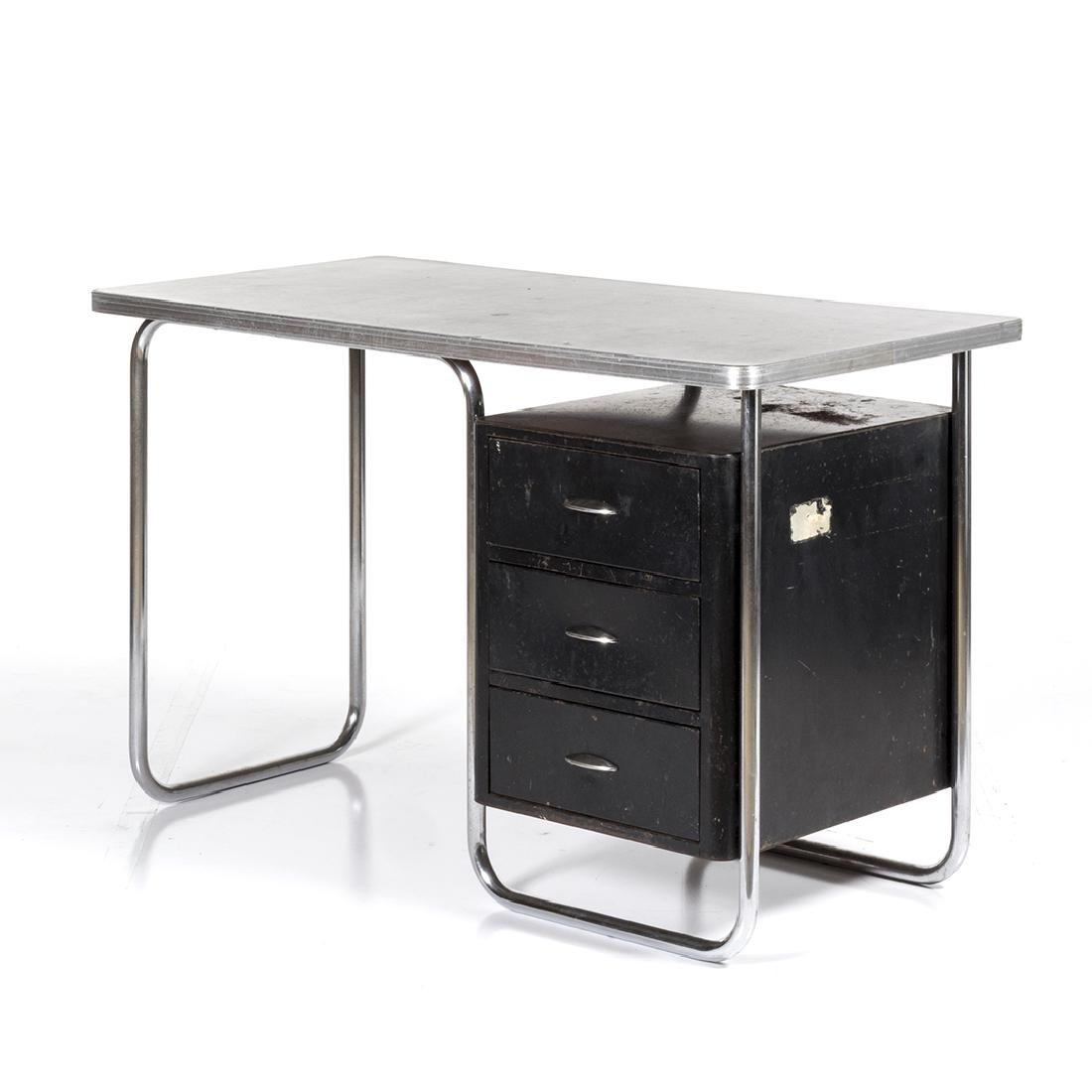 Norman Bel Geddes Desk - 2