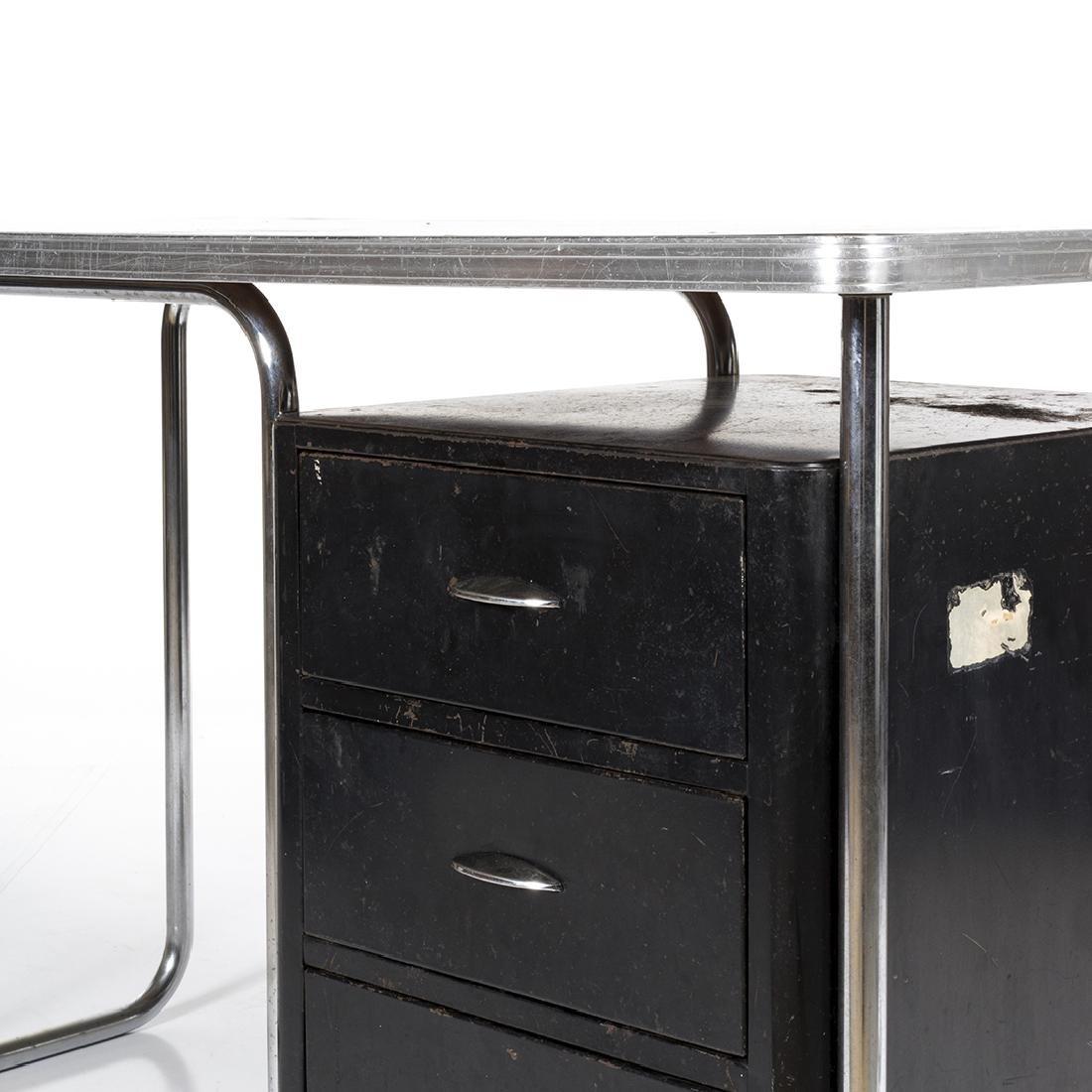 Norman Bel Geddes Desk - 3