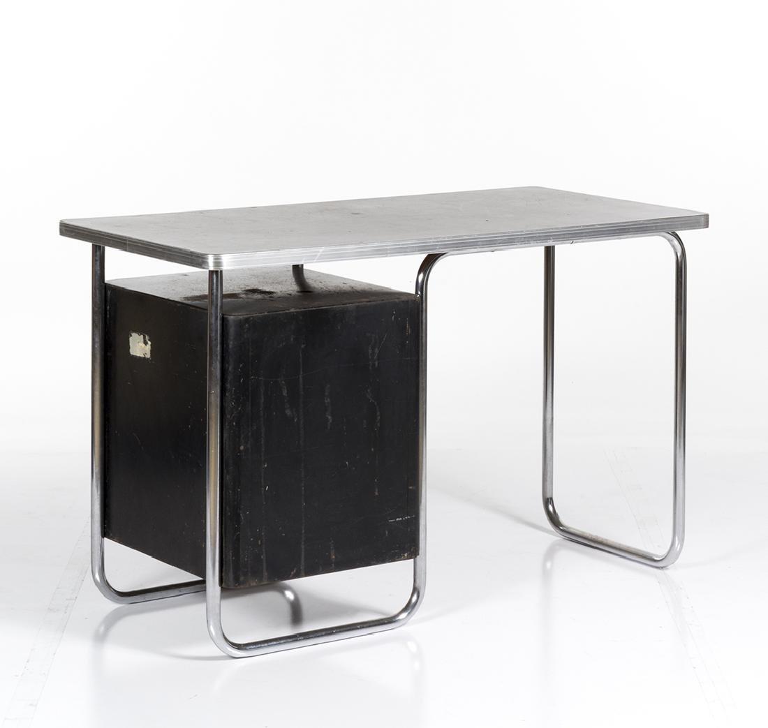 Norman Bel Geddes Desk - 5