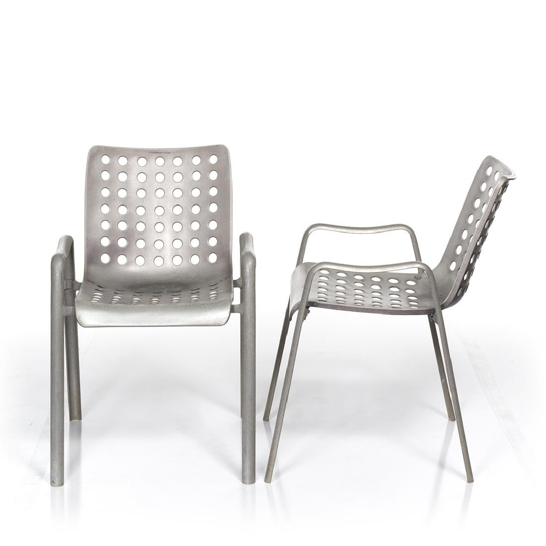 Hans Coray Landi Chairs (2) - 2