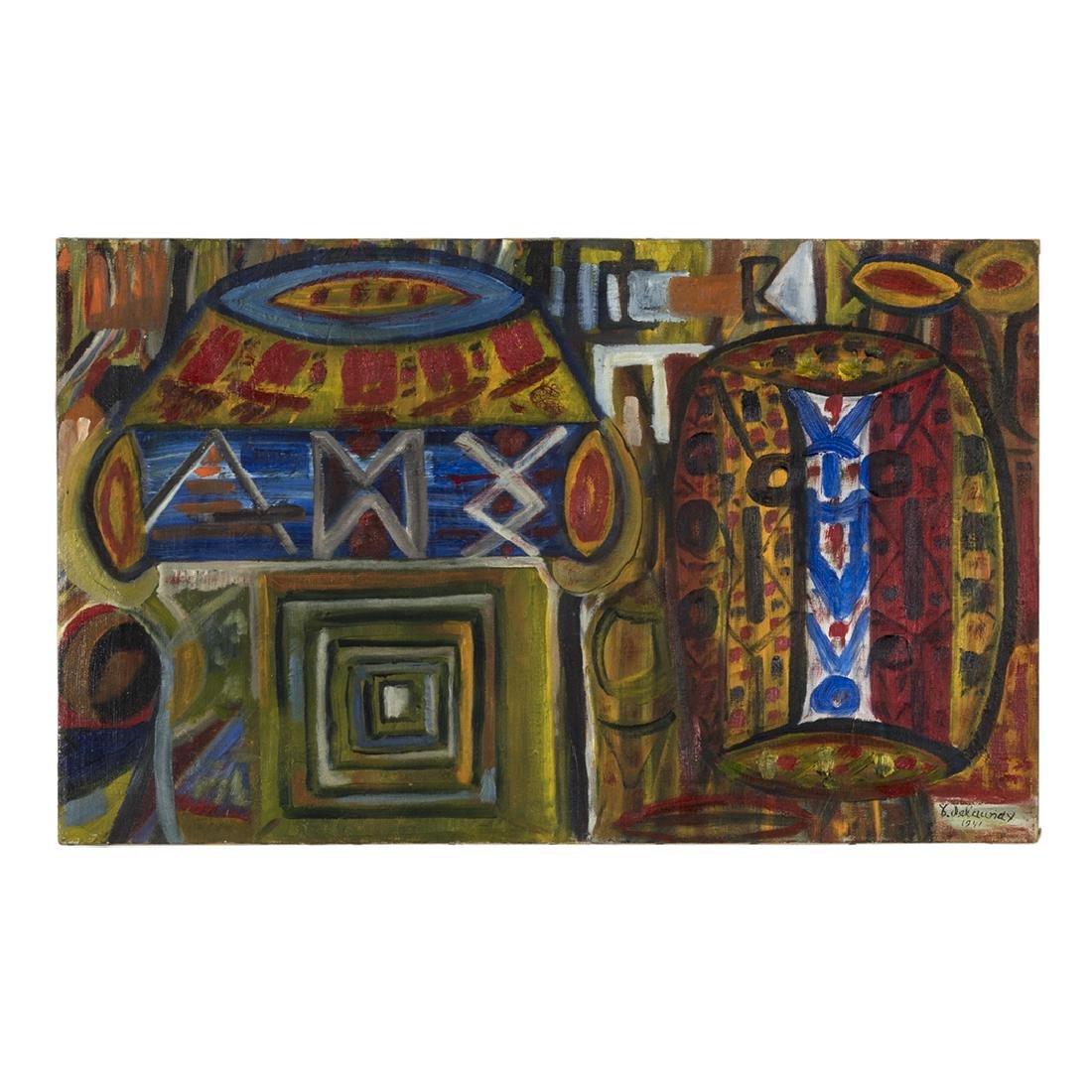 R. Delaunay Abstract