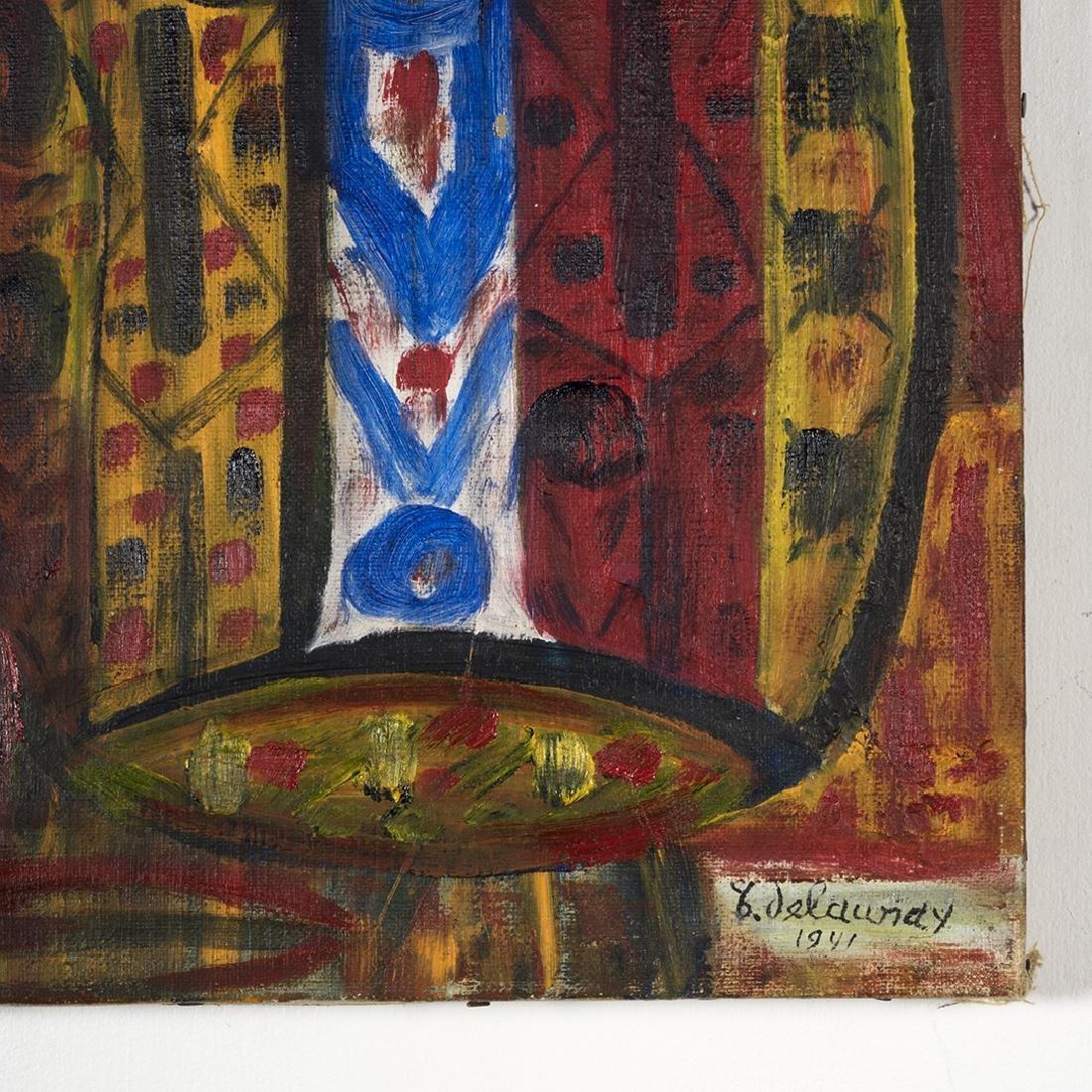 R. Delaunay Abstract - 2