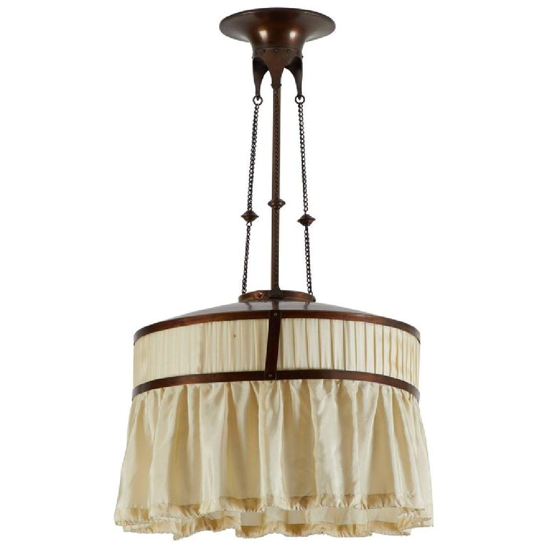 Arts & Crafts Pendant Lamp