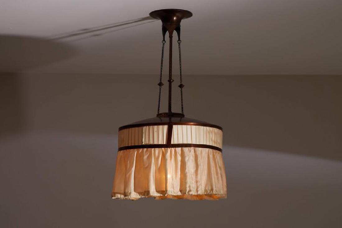 Arts & Crafts Pendant Lamp - 3