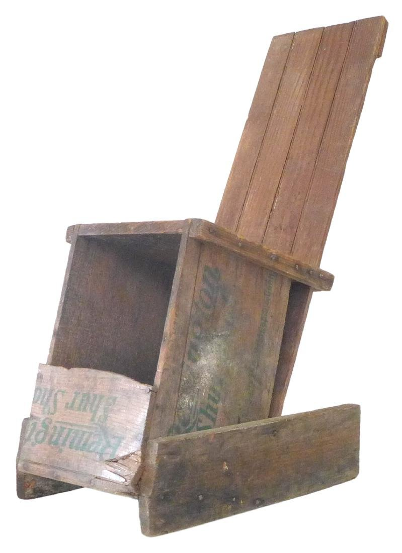 Primitive Side Chair