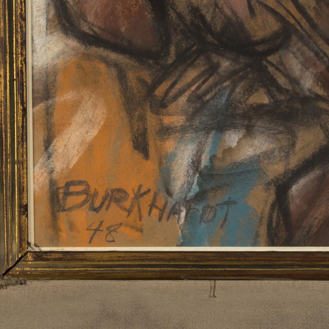 Hans Burkhardt Pastel - 2