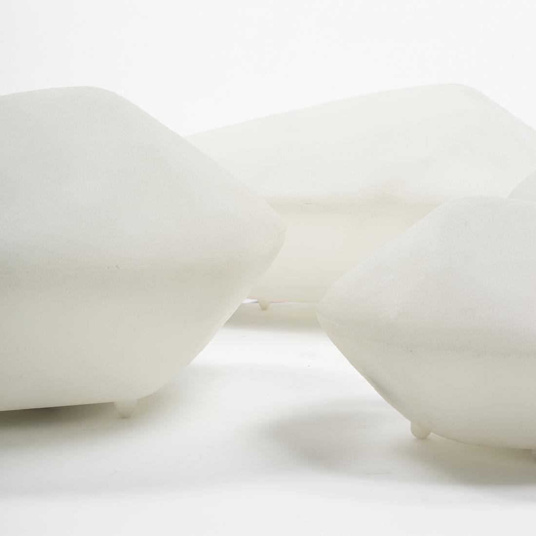 Oluce Stones Lamps (4) - 2