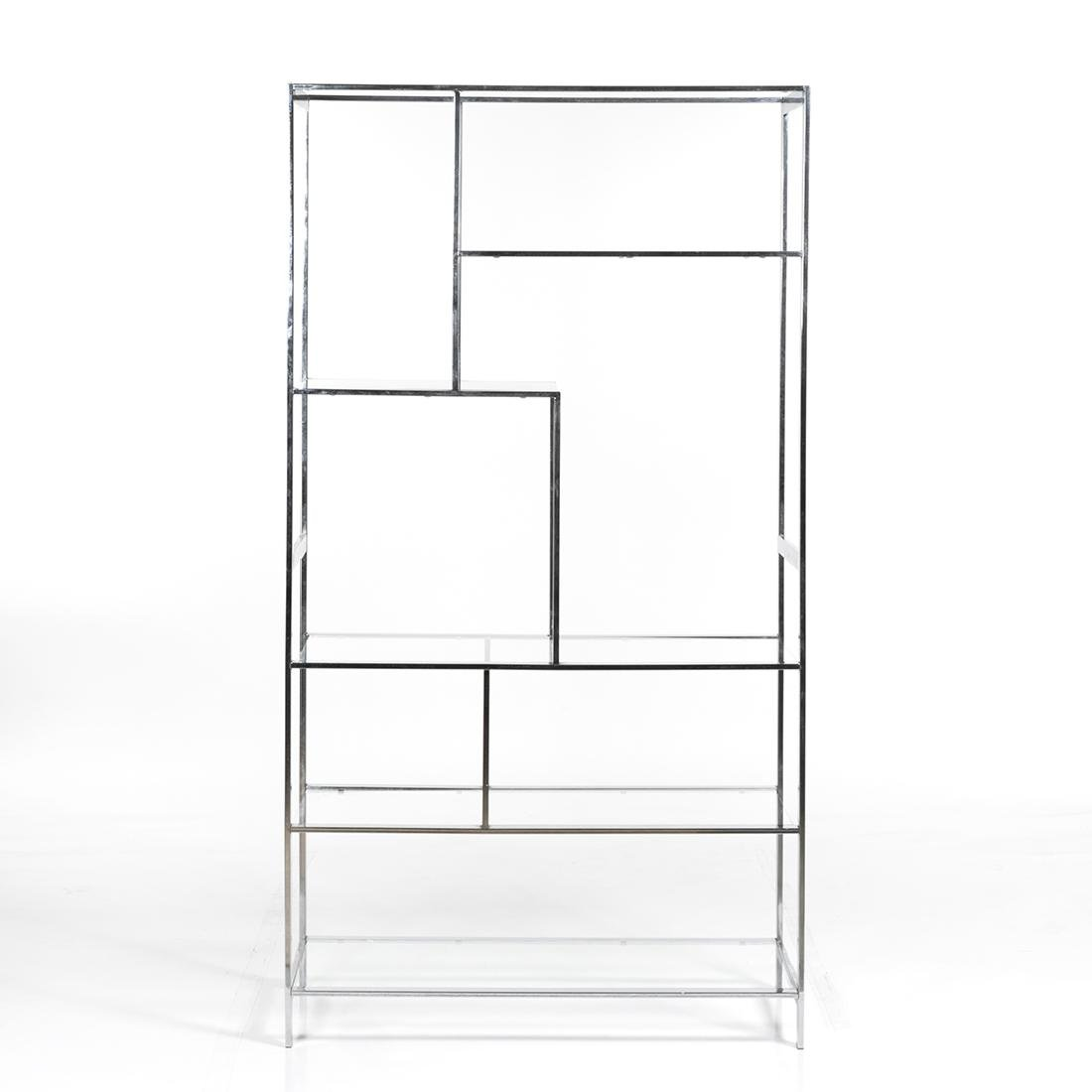 Chrome Etagere - 2