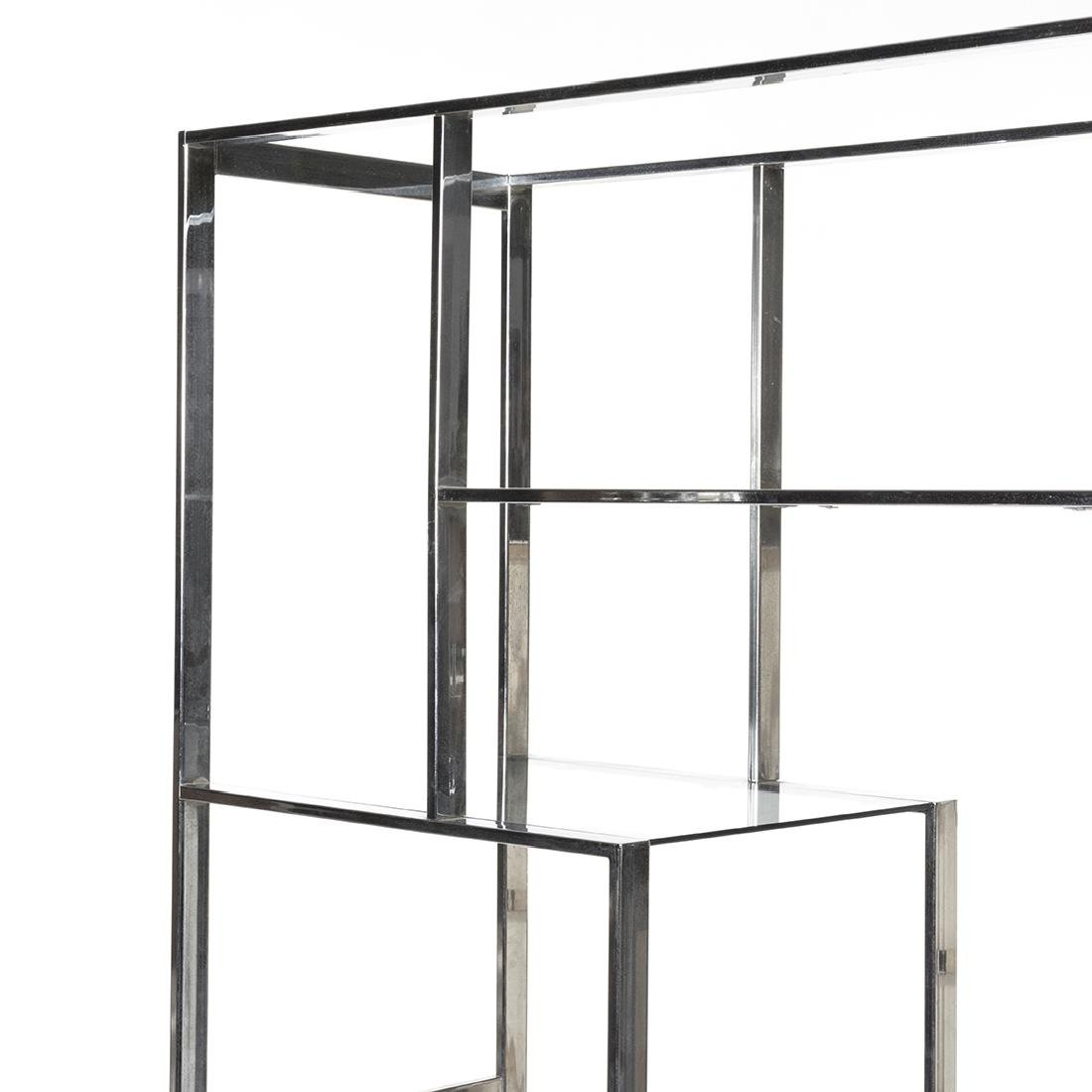 Chrome Etagere - 3