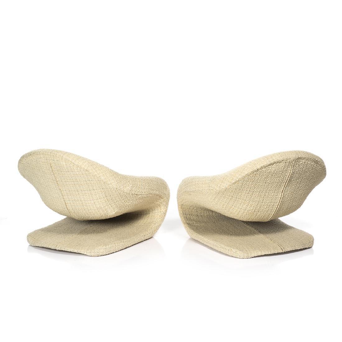 R. Huber Lounge Chairs (2) - 3