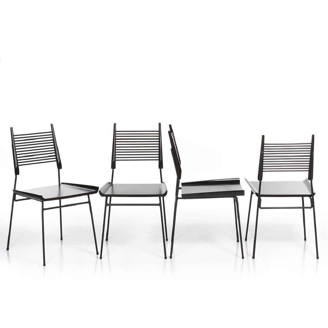 Paul McCobb Shovel Chairs (4) - 2
