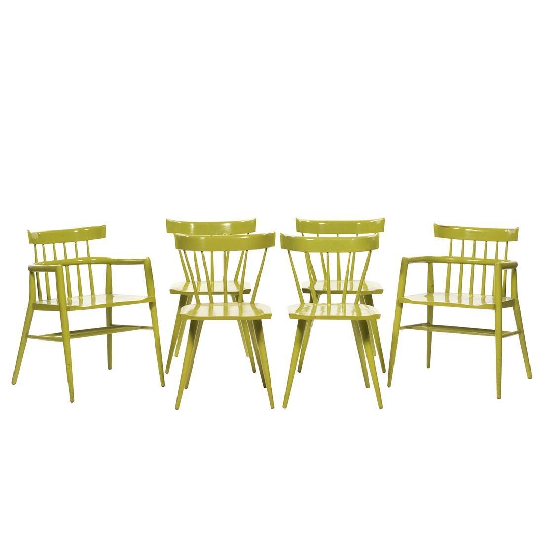 Paul McCobb Dining Chairs (6)