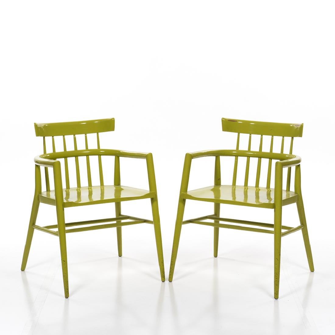 Paul McCobb Dining Chairs (6) - 3