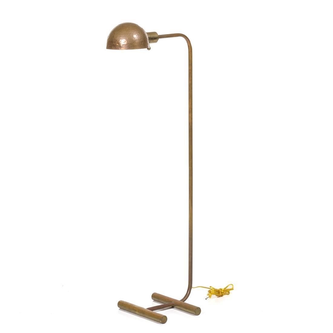 Cedric Hartman Style Floor Lamp
